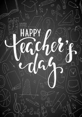 Happy Teacher's Day by Paper Kate Publishing
