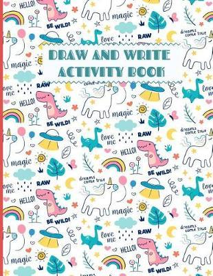 Draw and Write Activity Book by Ace Publishing