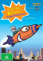 I Got A Rocket: Best Birthday Ever on DVD