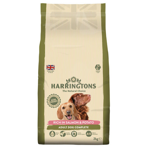 Harringtons: Dog Food Salmon & Potato 2kg image