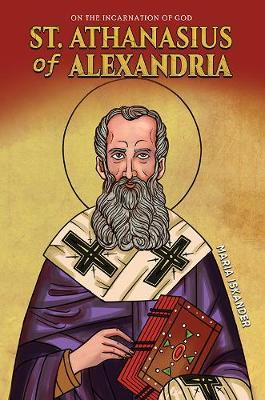 St. Athanasius of Alexandria by Maria Iskander