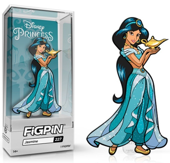 Disney Princess: Jasmine (#227) - Collectors FiGPiN
