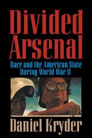 Divided Arsenal by Daniel Kryder
