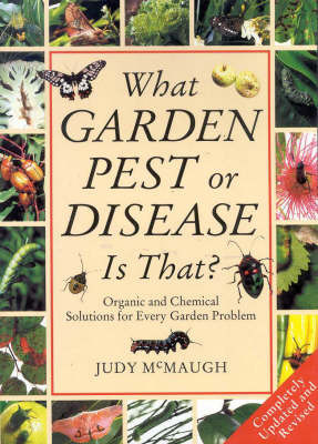 What Garden Pest or Disease is That? by Judy McMaugh image