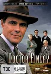 Doctor Finlay - Series 1 (2 Disc Set) on DVD