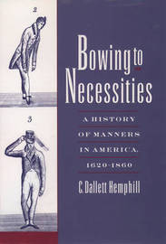 Bowing to Necessities by C.Dallett Hemphill image