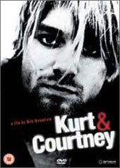Kurt And Courtney on DVD