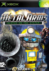 Metal Arms: Glitch in the System for Xbox