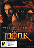 The Monk on DVD