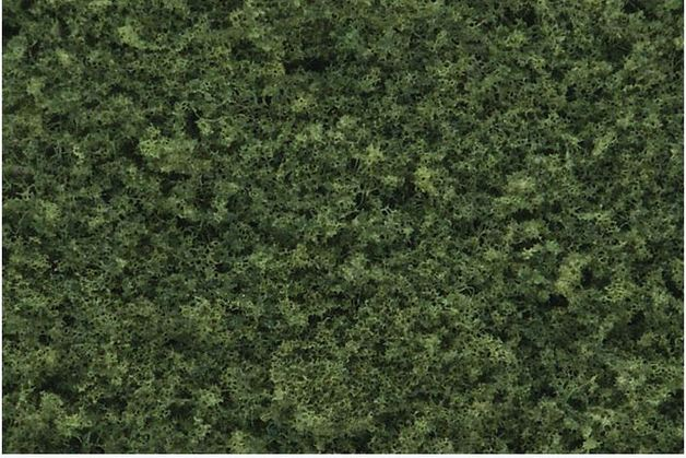Woodland Scenics Foliage Medium Green