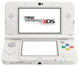 New Nintendo 3DS - White for Nintendo 3DS