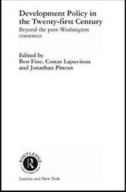 Development Policy in the Twenty-First Century