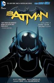 Batman: Volume 4 by Scott Snyder
