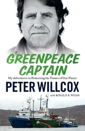 Greenpeace Captain by Peter Willcox