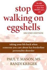 Stop Walking On Eggshells by Paul T. Mason image
