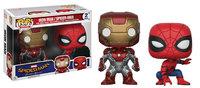 Spider-Man: Homecoming - Spider-Man & Iron Man Pop! Vinyl 2-Pack