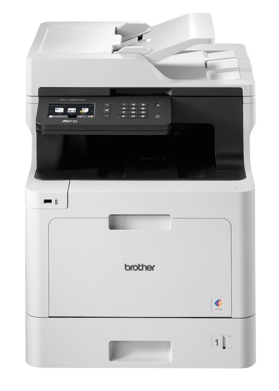 Brother MFCL8690CDW 31ppm Colour Laser MFC Printer WiFi