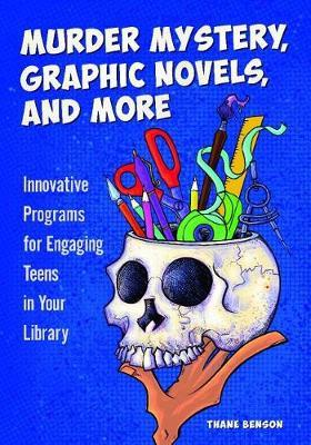 Murder Mystery, Graphic Novels, and More by Thane Benson image