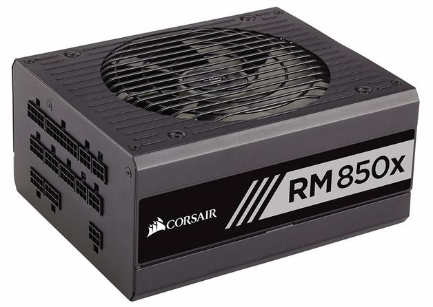 Corsair RMx Series RM850x Fully Modular 80+ Gold Power Supply