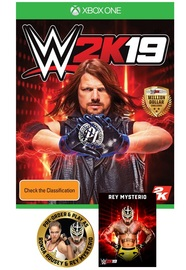 WWE 2K19 for Xbox One