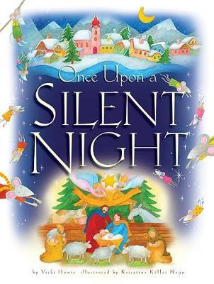 Once Upon a Silent Night by Vicki Howe image