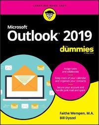 Outlook 2019 For Dummies by Bill Dyszel