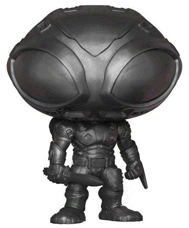 Aquaman - Black Manta (Brushed Steel Ver.) Pop! Vinyl Figure