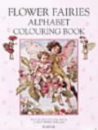 The Flower Fairies Alphabet Colouring Book by Cicely Mary Barker image