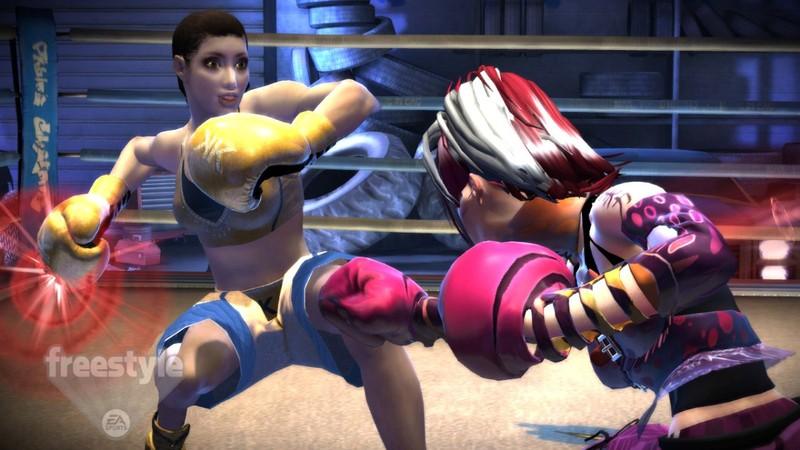 FaceBreaker for PS3 image