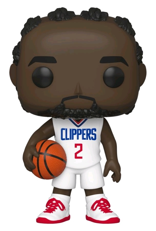 NBA: Clippers - Kawhi Leonard Pop! Vinyl Figure