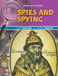 Spies in History by Elaine Argaet image