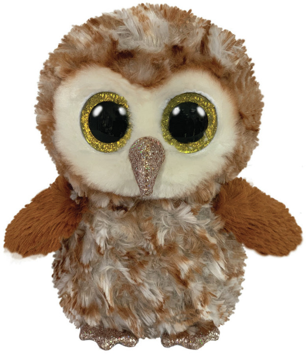 TY Beanie Boo: Percy Owl - Small Plush