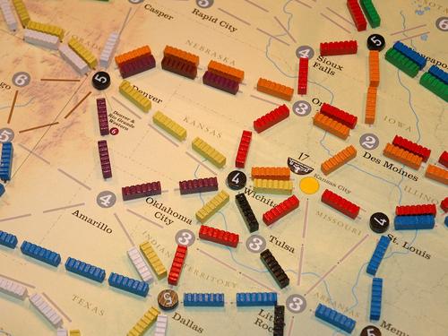 Santa Fe Rails image