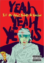 Yeah Yeah Yeahs - Tell Me What Rockers To Swallow on DVD