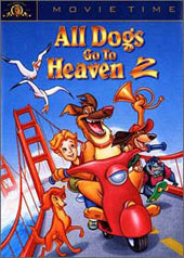 All Dogs Go To Heaven 2 on DVD
