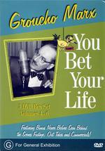 Groucho Marx You Bet Your Life Volume 4-6 (3 Disc) on DVD