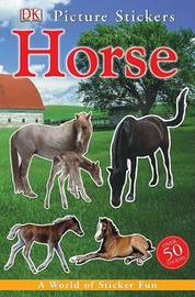 Horse by DK Publishing