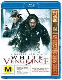 White Vengeance on Blu-ray