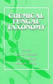 Chemical Fungal Taxonomy by Jens C Frisvad image
