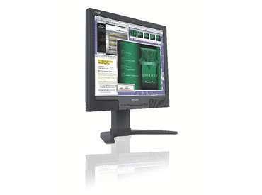 Philips 170B7CB 17  Business LCD Monitor DVI Spks
