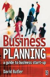 Business Planning by David Butler