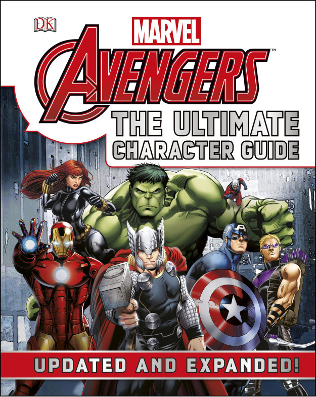 Marvel Avengers: The Ultimate Character Guide (Updated) by Alan Cowsill