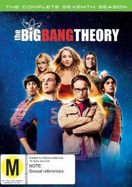 The Big Bang Theory - The Complete Seventh Season on DVD