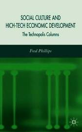 Social Culture and High-Tech Economic Development by Fred Y. Phillips image