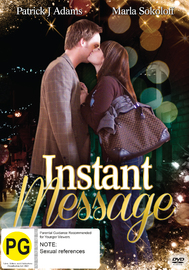 Instant Message (Christmas in Boston) on DVD