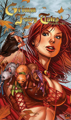Grimm Fairy Tales: v. 5 & 6 by Ralph Tedesco image