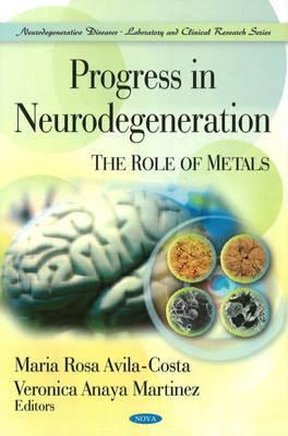 Progress in Neurodegeneration