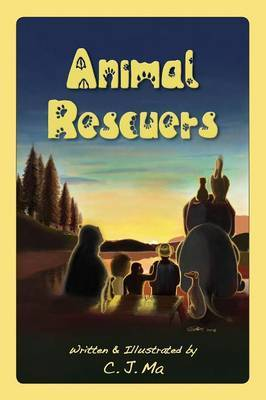 Animal Rescuers by C J Ma image
