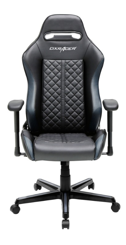 DXRacer Drifting Series DH73 Gaming Chair (Black) for