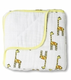Aden + Anais Dream Blanket - Jungle Jam Giraffe